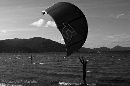 Lagoa da Conceição - Florianópolis, SC. Foto: Alexandre P. Macedo