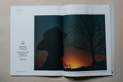 Ensaio Fotográfico Semear o Futuro - Vida Simples edição 142 Março 2014