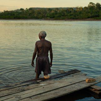 Comunidade Quilombola da Cachoeira da Pancada localizada no Norte do Pará. Foto: Alexandre Pottes Macedo